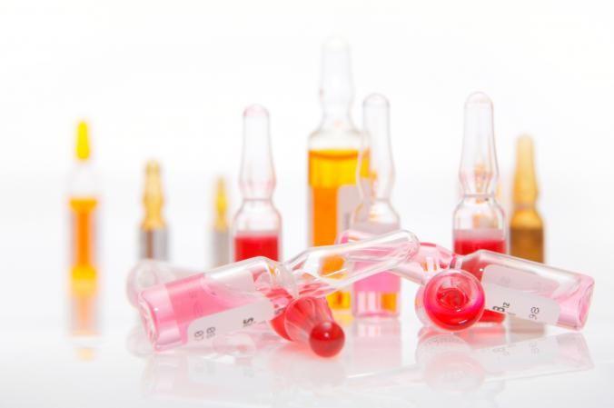méregtelenítés infúziós készítményekkel
