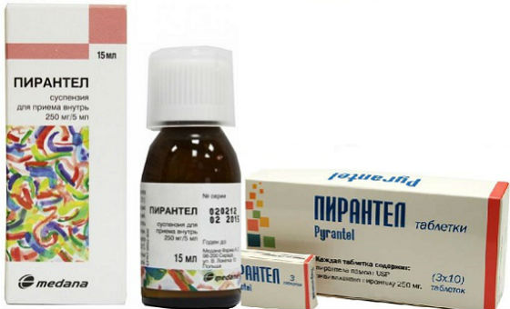 parazita tabletta paraziták badami kezelés