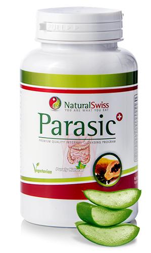 parazita tisztító komplex