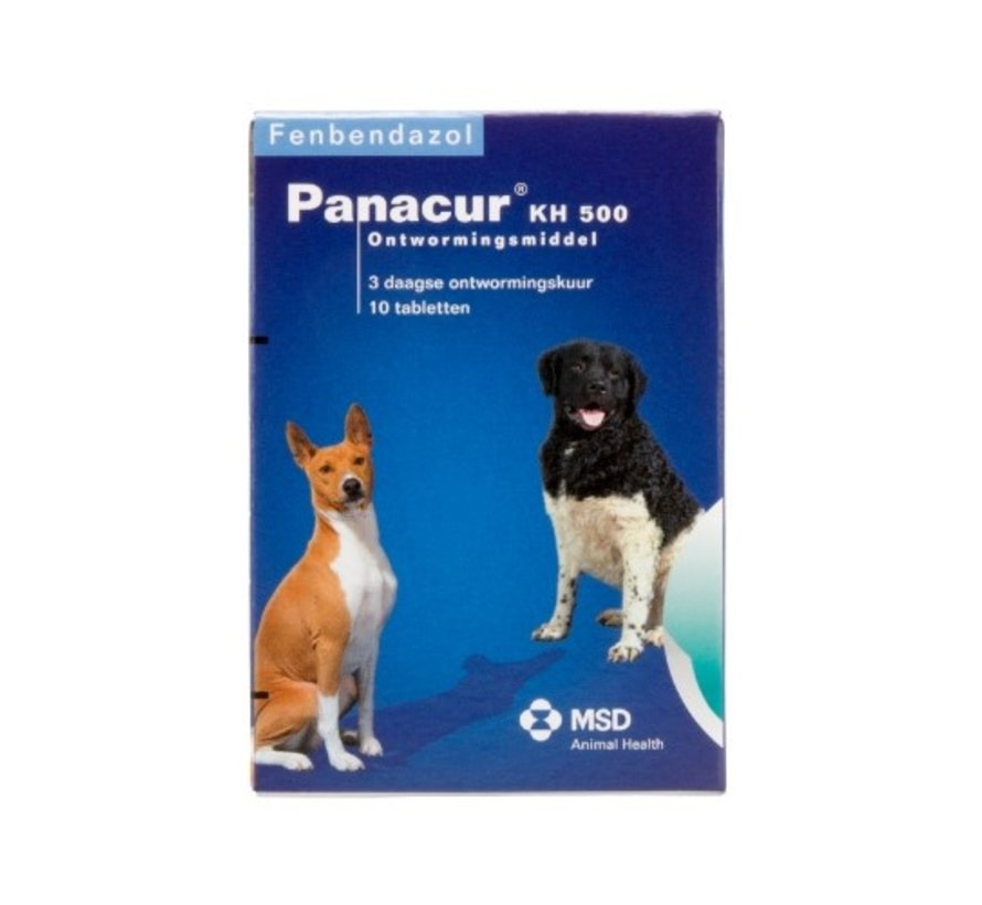 panacur giardia dosage